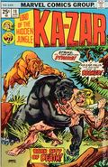 Ka-Zar (1974 2nd Series) 10