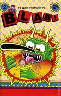 Blab SC (1988-2007 Kitchen Sink/Fantagraphics) 2-1ST