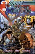GI Joe vs. Transformers (2003 1st Series) 1FOIL
