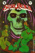 Star Reach (1974) #1, 4th Printing