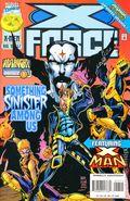 X-Force (1991 1st Series) 57D