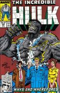 Incredible Hulk (1962-1999 1st Series) 346