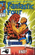 Fantastic Four (1961 1st Series) 317