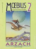 Moebius GN (1987-1994 Marvel/Epic) 2-1ST