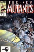 New Mutants (1983 1st Series) 63