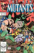 New Mutants (1983 1st Series) 78