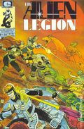 Alien Legion (1984 1st Series) 17