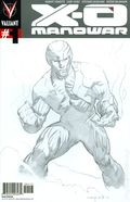 X-O Manowar (2012 3rd Series Valiant) 1E