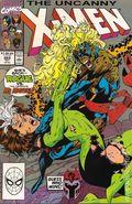 Uncanny X-Men (1963 1st Series) 269