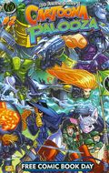 Ape Entertainment's Cartoonapalooza (2008) FCBD 2009