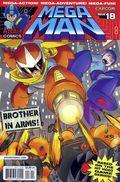 Mega Man (2011 Archie) 18A