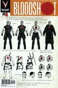 Bloodshot and Hard Corps (2012 3rd Series) 4B
