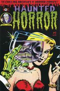 Haunted Horror (2012 IDW) 1
