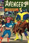 Avengers (1963 1st Series) 33