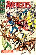 Avengers (1963 1st Series) 44