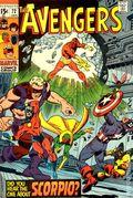 Avengers (1963 1st Series) 72