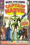 Marvel Super Heroes (1967 1st Series) 12