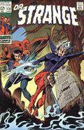 Doctor Strange (1968 1st Series) 176