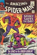 Amazing Spider-Man (1963 1st Series) 40