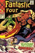 Fantastic Four (1961 1st Series) 63