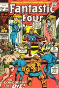 Fantastic Four (1961 1st Series) 104