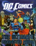 DC Comics The Ultimate Character Guide HC (2011 DK) 1st Edition 1-REP