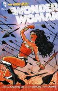 Wonder Woman HC (2012 DC Comics The New 52) 1-REP
