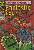 Fantastic Four (1961 1st Series) Annual 6
