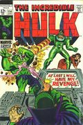 Incredible Hulk (1962-1999 1st Series) 114