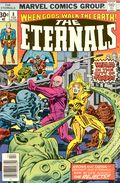 Eternals (1976 1st Series) 8