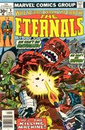 Eternals (1976 1st Series) 9