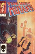New Mutants (1983 1st Series) 23
