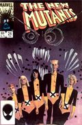 New Mutants (1983 1st Series) 24