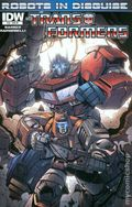 Transformers (2012 IDW) Robots In Disguise 10RI