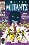 New Mutants (1983 1st Series) 49