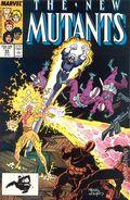 New Mutants (1983 1st Series) 54