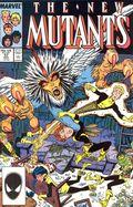 New Mutants (1983 1st Series) 57
