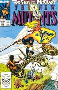 New Mutants (1983 1st Series) 61