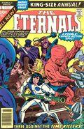 Eternals (1976 1st Series) Annual 1
