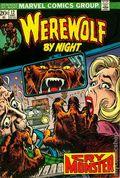 Werewolf by Night (1972 1st Series) 12