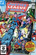Justice League of America (1960 1st Series) 218