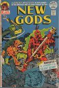 New Gods (1971 1st Series) 7