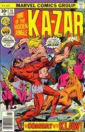 Ka-Zar (1974 2nd Series) 16
