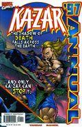 Ka-Zar (1997 3rd Series) Annual 1