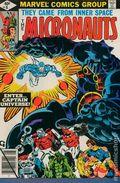 Micronauts (1979 1st Series) 8