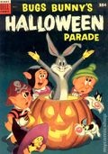 Dell Giant Bugs Bunny's Halloween Parade (1953-1954 Dell) 2