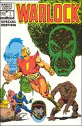 Warlock (1982) Special Edition Reprints 1