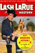 Lash Larue Western (1949 Fawcett/Charlton) 44