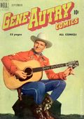Gene Autry Comics (1946-1959 Dell) 43