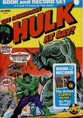 Incredible Hulk Book and Record Set (1974 Power Records) PR11-R
